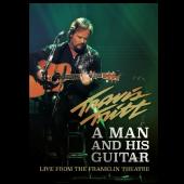Travis Tritt DVD- A Man and His Guitar