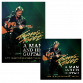 A Man and His Guitar DVD + 2 Disc CD Bundle