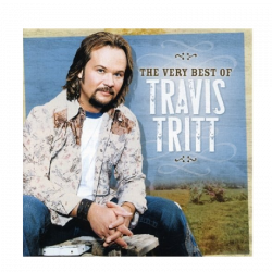 Travis Tritt CD- The Very Best Of Travis Tritt
