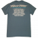 Travis Tritt Indigo Blue Tee- The Calm After...