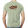 "Travis Tritt ""High Time"" Serene Green Tee"