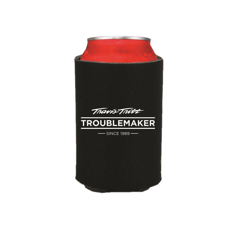 Travis Tritt Black Troublemaker Can Coolie