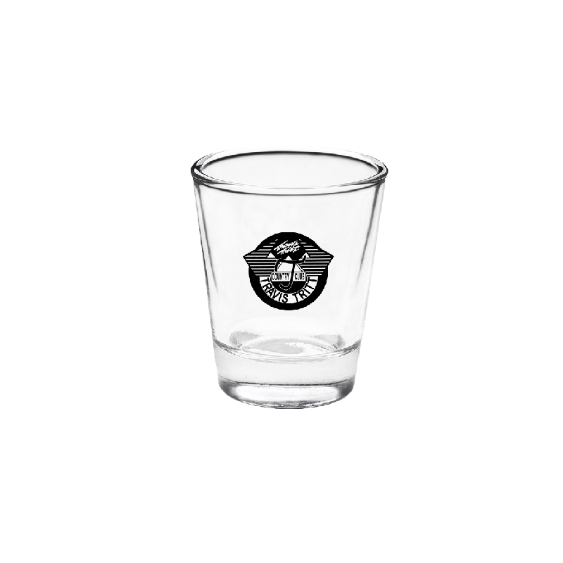 Travis Tritt Country Club Shotglass
