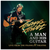 Travis Tritt 2 Disc CD Set- A Man and His Guitar