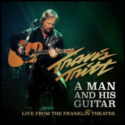 Travis Tritt 2 Disc CD Set- A Man and His Guitar