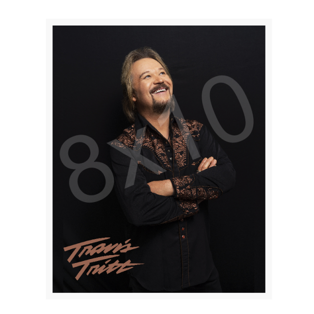 Travis Tritt 8x10
