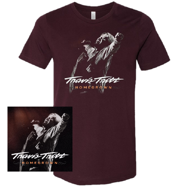 Travis Tritt Homegrown Bundle