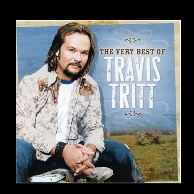 Travis Tritt CD- The Very Best Of Travis Tritt